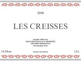 Les Creisses : Philippe Chesnelong